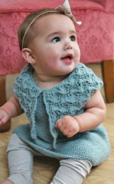 Finella Dress - A Cashmereno Sport Pattern - FREE WITH PURCHASES OF 4 SKEINS OF CASHMERENO SPORT