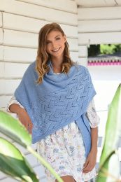 Fivi Wrap - (Free Download with a Findley DK purchase of 6 or more skeins)