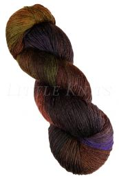 Fleece Artist Limited Edition Anni Hand Dyed - Dark Wood Nymph