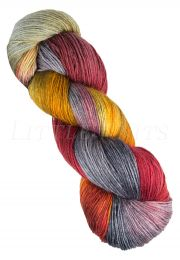 Fleece Artist Limited Edition Anni Hand Dyed - Red Fox