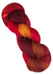 Fleece Artist Limited Edition Anni Hand Dyed - Sumac