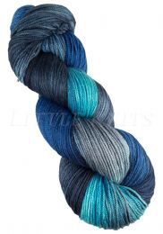 Fleece Artist Limited Edition Heidi Hand Dyed - Frozen Ocean