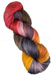 Fleece Artist Limited Edition Heidi Hand Dyed - Red Fox