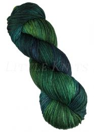 Fleece Artist Limited Edition Heidi Hand Dyed - Spruce