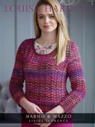 A Marmo AND Mazzo Pattern - Florence  FREE with Purchases of 6 or more skeins of Marmo and/or Mazzo (One Pattern for each 5 Skein Purchase Please)