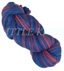 !Fly Designs Flying Sheep - In the Navy - Blue Face Leicester - 8 OUNCE HANK!