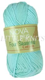 Nova Plus Four Seasons Cotton - Aqua (Color #08)