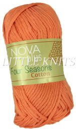 Nova Plus Four Seasons Cotton - Creamcicle (Color #09)