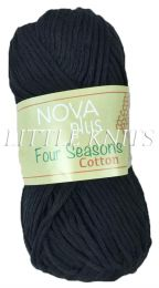 Nova Plus Four Seasons Cotton - Black (Color #21)