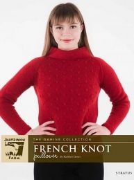 French Knot Pullover - Free Download with Stratus Purchase of Eight or More Skeins