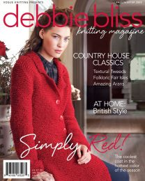 Debbie Bliss Knitting Magazine - Fall-Winter 2009 (Issue #3)