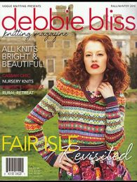 Debbie Bliss Knitting Magazine - Fall/Winter 2010 (Issue #5)