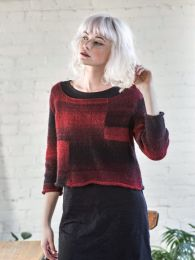 Garnet Star - A Berroco Catena Pattern - FREE WITH PURCHASES OF 6 SKEINS OF CATENA (PDF File)