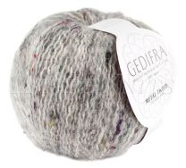 Gedifra Metal Tweed - Grey (Color #751)
