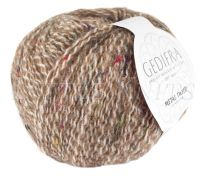 Gedifra Metal Tweed - Coffee (Color #754)