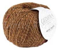 Gedifra Metal Tweed - Caramel (Color #755)