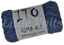 ITO Gima 8.5 - Orient Blue (Color #0017)