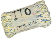 ITO Zome Gima - Lemon Blue (Color #614)