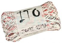 ITO Zome Gima - Red Black (Color #615)