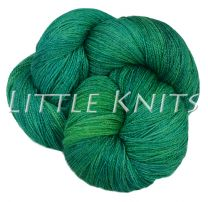 Fyberspates Gleem Lace - Sea Green (Color #80706)