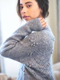 Gracefield - A Mochi Pattern - (A Pdf pattern will be emailed to you at the time of shipment)