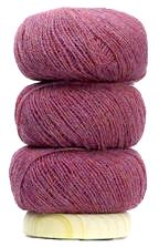 Geilsk Thin Wool - Hibiscus (Color #17)