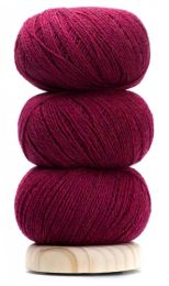 Geilsk Thin Wool - Sangria (Color #23)