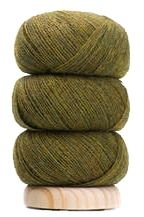 Geilsk Thin Wool - Olive A Sudden (Color #25)