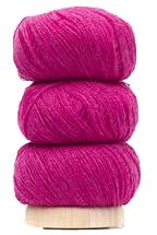 Geilsk Thin Wool - Bubblegum (Color #32)