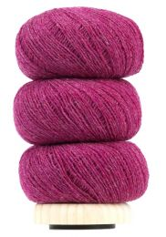 Geilsk Thin Wool - Magenta Mystery (Color #34)