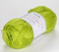 Sirdar Cotton 4 Ply - Guava (Color #534)