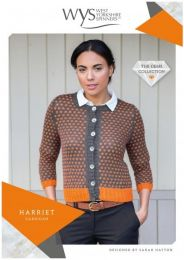 Harriet Cardigan - Free with WYS Yarn Purchase (One Free Pattern Per Purchase/Person Please)