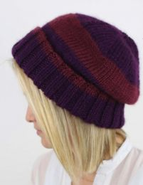 Family Beanie - FREE WITH PURCHASES OF 2 SKEINS OF COZY ALPACA CHUNKY (PDF File)