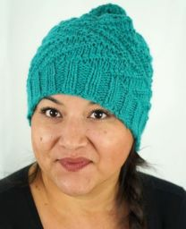Cascade Miraflores - On the Slopes Hat - FREE PATTERN LINK TO DOWNLOAD IN DESCRIPTION (No Need to add to Cart)