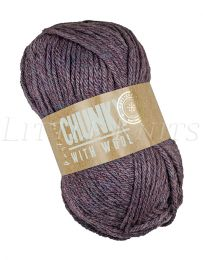Hayfield Chunky with Wool - Bellflower (Color #0871)