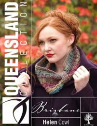 Helen - Free with Purchase of 1 Skein of Queensland Brisbane (PDF File)