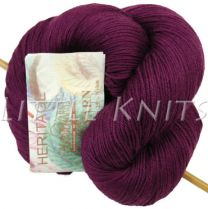 Cascade Heritage - Dark Plum (Color #5632)