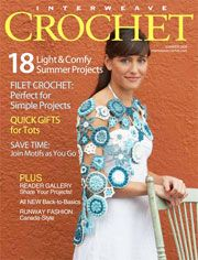 Interweave Crochet Summer 2008