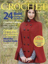 Interweave Crochet Winter 2010