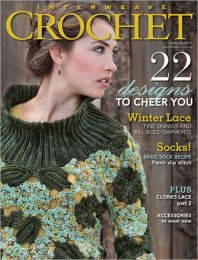 Interweave Crochet Winter 2011