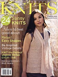 Interweave Knits- 2009 Summer