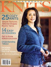 Interweave Knits- 2008 Winter