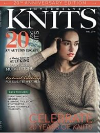 Interweave Knits Fall 2016