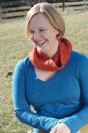 Amalthea Cowl (Purchase ONLY ONE COPY to get all the patterns from Moonshine by Susan Gibbs)