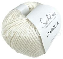 Sublime Isabella - Cream (Color #641) - FULL BAG SALE (5 Skeins)