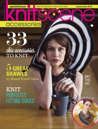Knitscene Special Issue - Accessories 2015- Cover