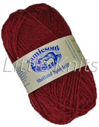 Jamieson's Shetland Spindrift - Chestnut (Color #577)