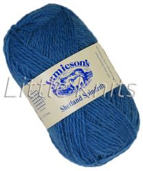 Jamieson's Shetland Spindrift - Bluebell (Color #665)