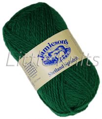 Jamieson's Shetland Spindrift - Spruce (Color #805)
