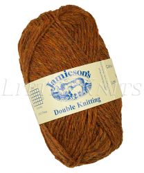 Jamieson's Double Knitting - Burnt Umber (Color #1190)
